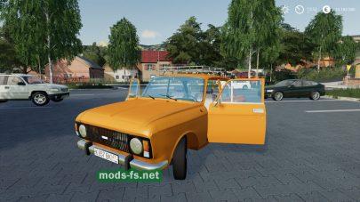 Москвич 412 mod