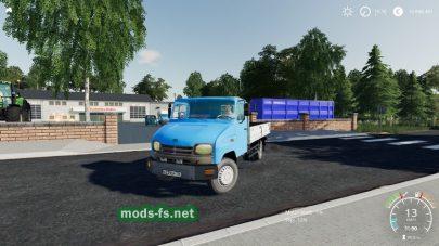 Мод Зил-5301 Bull