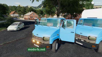 zil-5301 mod
