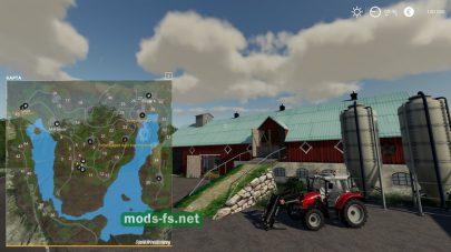 Southwest Norway 19 для Farming Simulator 2019