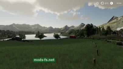 Southwest Norway mod