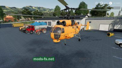 KA 27 Helicopter