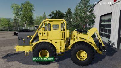 Кировец К-700А