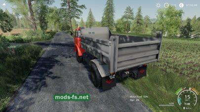 МАЗ-5549 для FS 2019