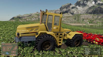 Трактор MOAZ 49011-30