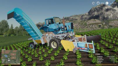 Potato/Sugarbeet Harvesters