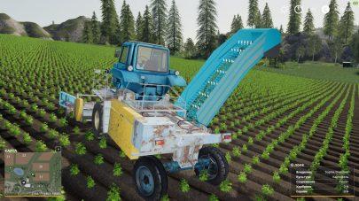 Potato/Sugarbeet Harvesters mod