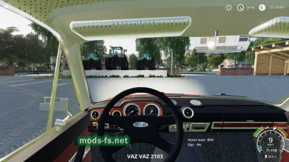 Мод ВАЗ-2103