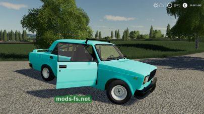 vaz-2107 mod