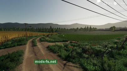 ITALIA Demo Version map
