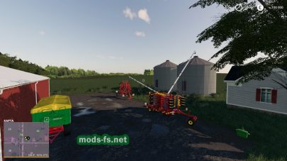 Мод на Welcome To American Life Farming