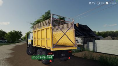 МАЗ 6422\5516 для игры Farming Simulator 2019