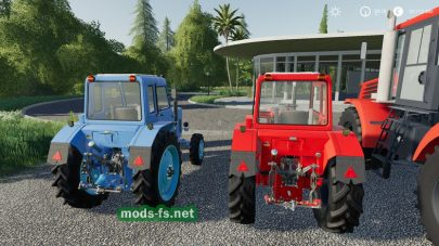 MTZ 82/82 mod