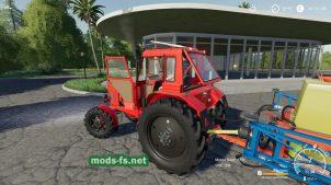 MTZ 82/82 Turbo mod