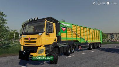 Tatra E6 и Joskin Silospce для FS 2019