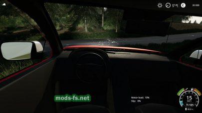 Toyota Tundra Limited для Farming Simulator 2019