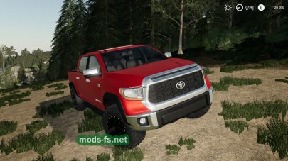 Toyota Tundra FS 2019