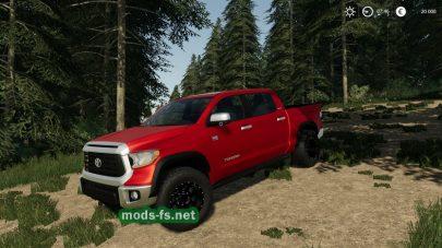 Toyota Tundra Limited mod