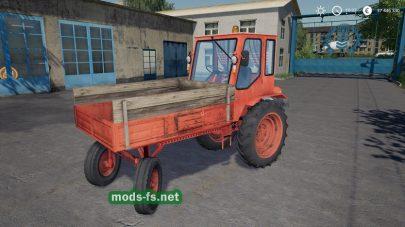 belarus t-16m mod