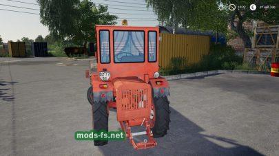 Мод трактора belarus