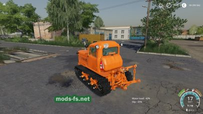 dt-75 kazakhstan mod