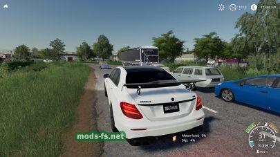 Mercedes Benz E63S FS 2019
