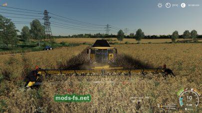 New Holland CR9.90 mod