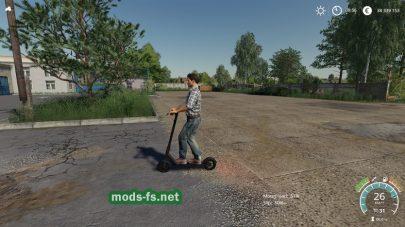 Scooter mod FS 2019