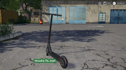 Scooter Мод