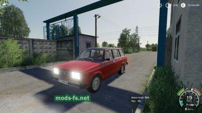 vaz-2104 lada mod