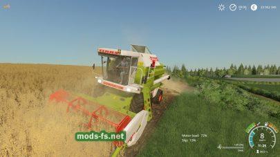 Claas Dominator 88 mod