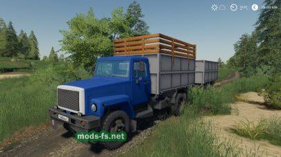 Мод на ГАЗ-3307