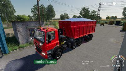 Мод на прицеп МАЗ 950600-030