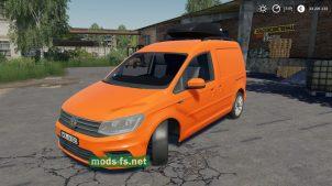 Volkswagen Caddy 2015 mod