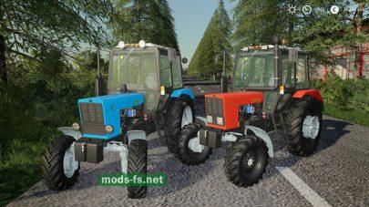 Мод тракторов МТЗ